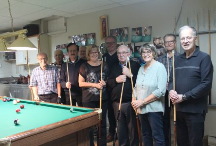 Le seul club de billard à Saint-Bruno